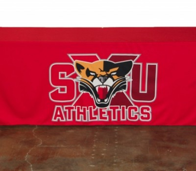 8Ft Table Throw SXU Athletics 296 800 600 100