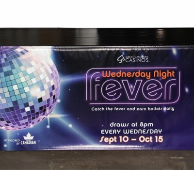 Vinyl Table 6x3 Wednesday Night Fever 290 800 600 100